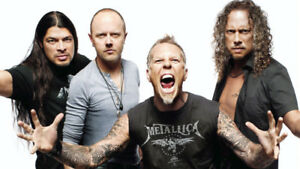 Metallica with Avenged Sevenfold Tickets Tonight - Aug 16