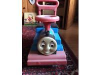 Retro Thomas the tank push around