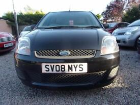 FORD FIESTA 1.4 tdci style 2008 Diesel Manual in Black
