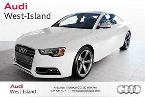 2015 Audi S5 PROGRESSIV +