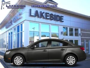 2014 Chevrolet Cruze LT  - one owner - ex-lease - local - trade-