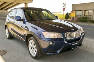 2014 BMW X3 xDrive28i Turbo, Loaded! Coquitlam - 604-298-6161