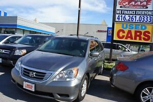 2009 Honda Odyssey EX-L | LEATHER |  SUNROOF |  POWER GROUP | CL