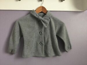 Baby Gap Peacock Coat Size 3T