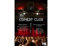 The Richmond Comedy Club Free