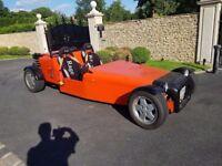 Snarler Kit car 220BHP, TURBO INTERCOOLER