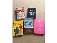 Bundle Of 5 books