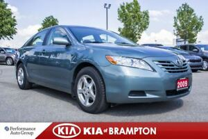 2009 Toyota Camry LE|KEYLESS|MP3|CRUISE CTRL|BUCKETS|PWR STEERIN