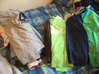 Boys clothes bundle age 7-8 8-9