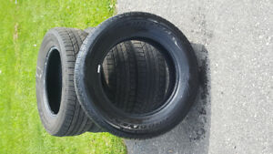 Gently used tires 4 sale