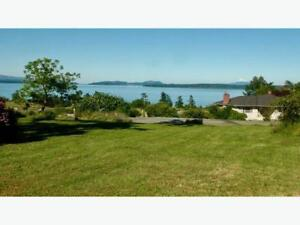 MILLION DOLLAR WATER VIEWS - NORTH SAANICH BUILDING LOT for sale