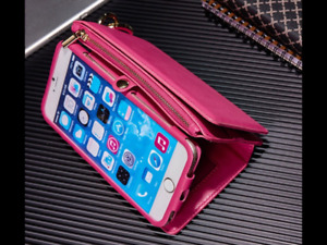 Brand new iPhone 5/5S/SE wallet case