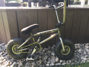 Banger mini bmx bike