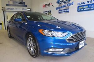 Ford Fusion SE CUIR. TOIT. MAGS. 2017