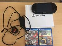 Playstation vita 8gb wifi