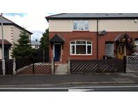 Pinfold - 2 Bedroom house for rent WITH WET ROOM ONLY - Preston PR1