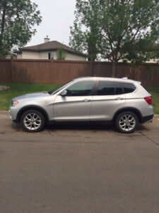 2013 BMW X3 - First Owner, Local, Winter Tires, No Accidents