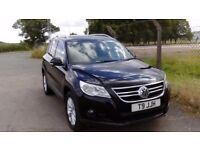 2010 VW TIGUAN 2.0 TDI BLUEMOTION 2WD