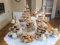 Vintage Afternoon Teas delivered to your venue Norfolk wide