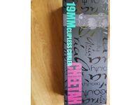 Aria beauty 19 MM clipless curler (CHEETAH)