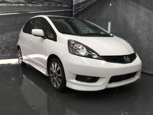 2012 Honda Fit SPORT *** 69,789 KM *** A/C *** AUTOMATIQUE ***