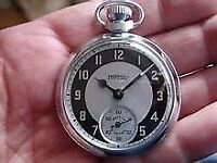 INGRESOLL TRIUMPH ~Excellent timekeeper. BRITISH made. Like new.