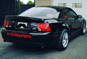 MUSTANG SVT COBRA 2003 SUPERCHARGED
