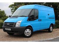 Ford Transit VAN 2.2TDCi Duratorq ( 115PS ) 330M ( Med Roof ) 330 SWB ~ NO VAT ~