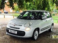 FIAT 500L 'POP STAR' (2015 - FACELIFT MODEL) '1.3 MULTIJET DIESEL - SEMI AUTO - AIR CON' *LOW MILES*