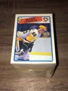 1988-89 COMPLETE HOCKEY SET FOR SALE