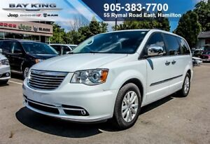 2016 Chrysler Town & Country LIMITED, FULLY LOADED, DUAL DVD, GP