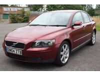 2004 VOLVO S40 SE 2.4 AUTO, PETROL, FULL HISTORY, CAMBELT DONE, LONG MOT, GREAT CAR, 170 BHP !!!