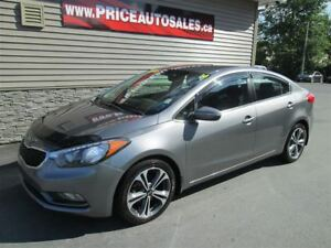 2014 Kia Forte EX GDI - HEATED SEATS - BACK-UP CAMERA