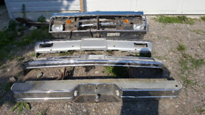 Square body bumpers
