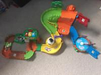 Toot toot Animal Safari (like new)