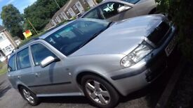 Skoda Octavia 1.9 Tdi Estate. Mint condition.