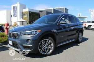 2017 BMW X1 xDrive28i Premium Package Enhanced  w/ 481!