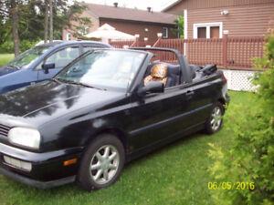 1997 Volkswagen Cabrio Cabriolet