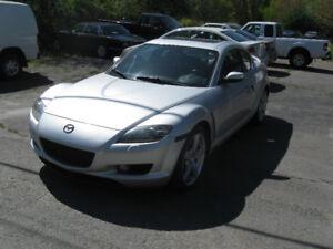 2004 Mazda RX-8 GS Coupe (2 door)