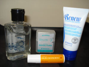 Melaleuca travel size items that will make your holiday a breeze