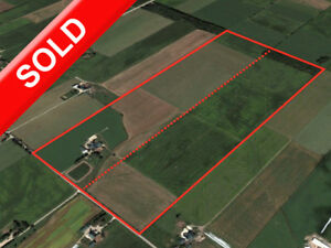 SOLD 200 Productive Acres Drayton w 3Bdrm & Livestock Facilities