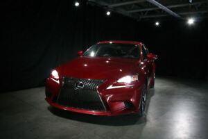 2014 Lexus IS 250 F-SPORT 2 NAVIGATION CAMÉRA