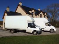 Van with Driver For Hire