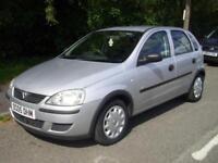 Vauxhall/Opel Corsa 1.2i 16v 2005MY Life