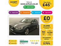 Audi A3 S Line FROM £46 PER WEEK!