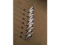Taylormade r11 irons 4-pw