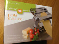 Lakeland Pasta Machine - Used once