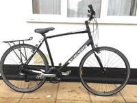 """Specialized sirrus Hybrid bike. Extra Large 23"""" Frame Size"""