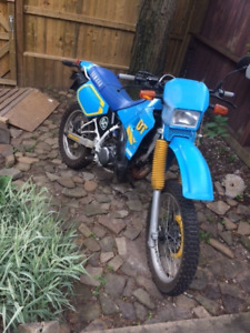 1991 Yamaha DT200R Enduro Street Legal