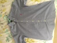 Ralph Lauren Genuine Blue Check Shirt